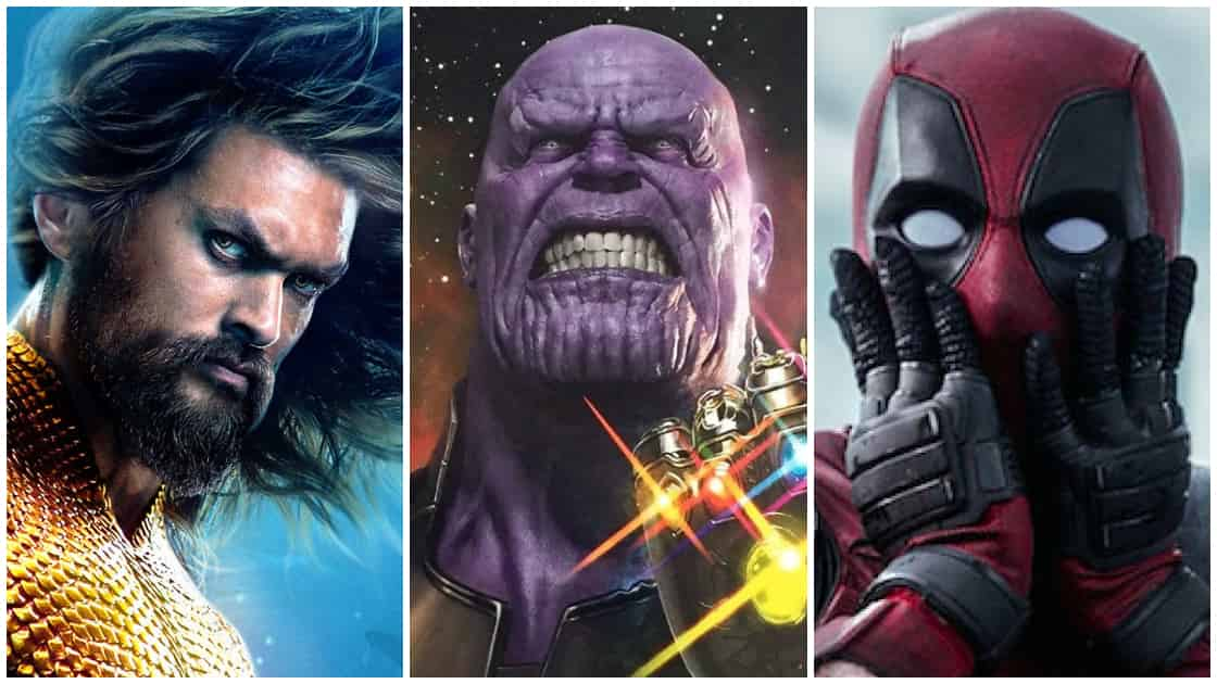 Photo of 15 2018 Comic Book Movies Ranked According to Their Oscar Worthiness