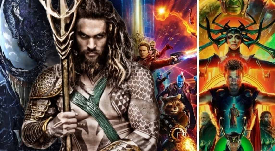 Photo of Aquaman Obliterates Venom, Thor: Ragnarok & Guardians Vol. 2 at The Box Office