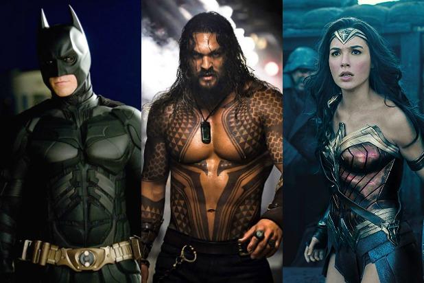 Aquaman Box Office Wonder Woman