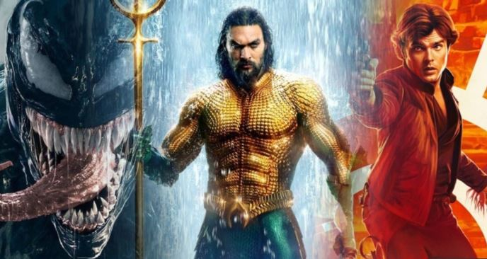 Photo of Aquaman Beats Solo And Venom At The Domestic Box-Office