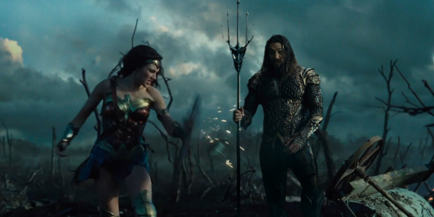 Photo of Aquaman Post Credits Scene Also Has Hints For The Flashpoint Movie