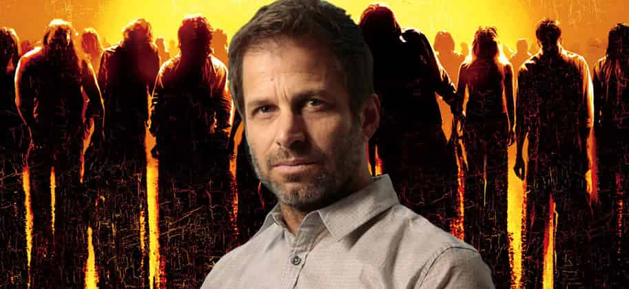 Photo of Zack Snyder Returns to Directing Movies With Netflix's 'Army of the Dead'