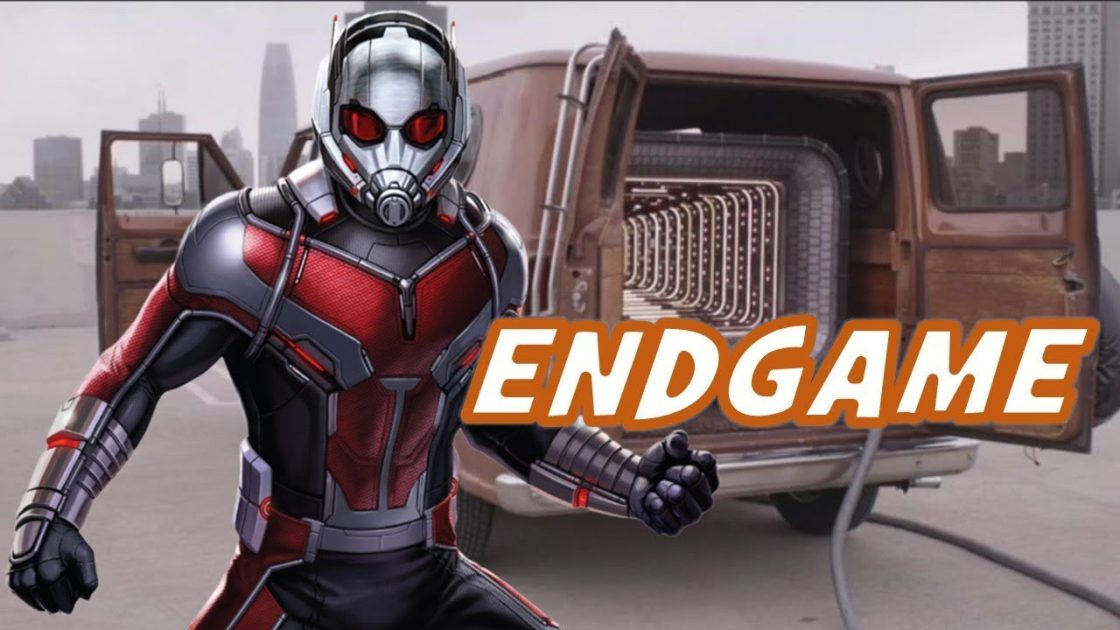 Photo of Baby Ant-Man & Joe Russo's Photo From The Sets of Avengers: Endgame Goes Viral