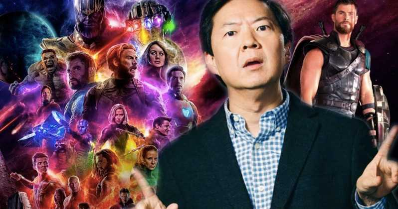 Photo of Avengers: Endgame Will Reportedly Feature a Cameo by Hangover Star Ken Jeong