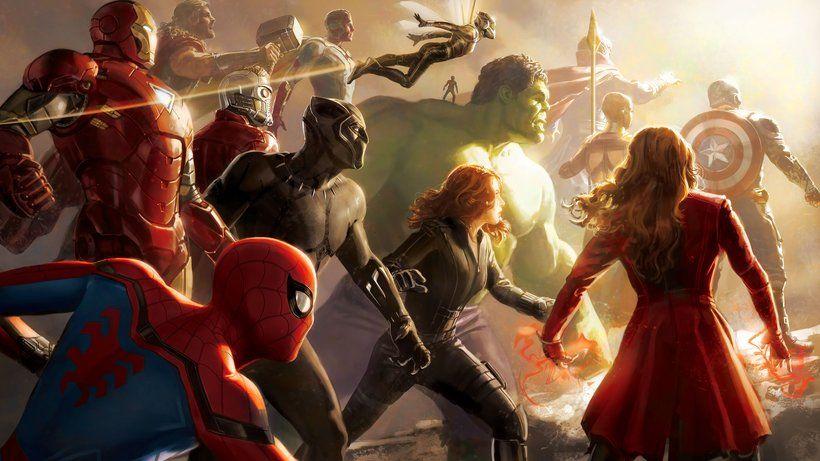Avengers: Endgame Infinity War Location