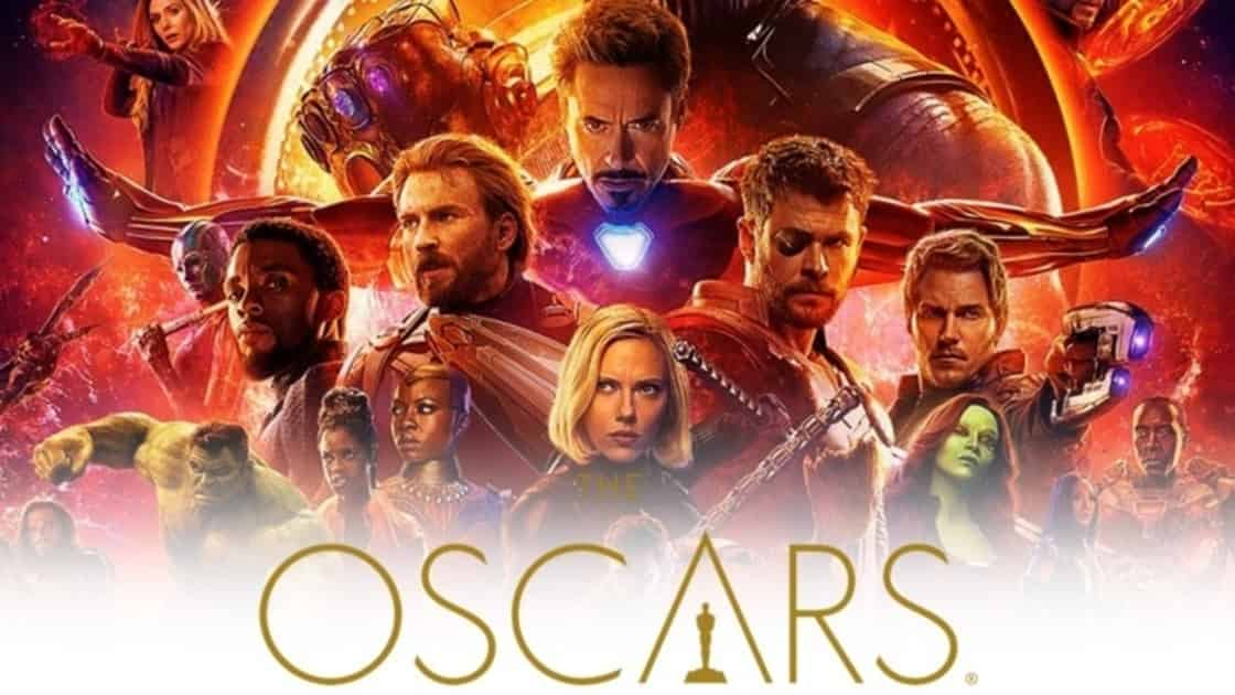 Photo of Avengers: Infinity War Bags a Nomination at The Oscars