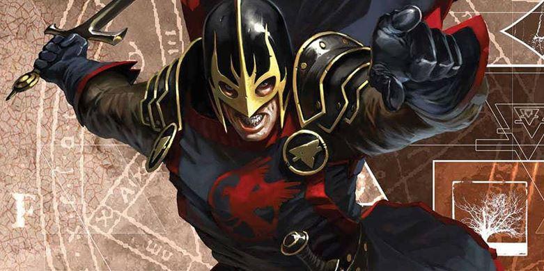 Avengers: Endgame Black Knight