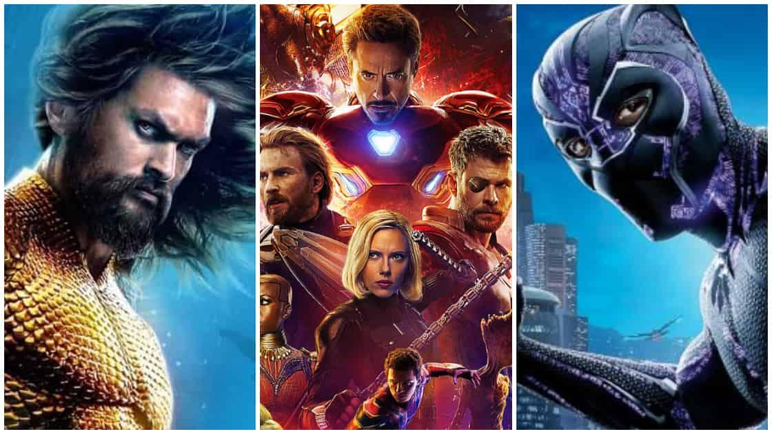 Avengers: Infinity War Kids Choice Awards