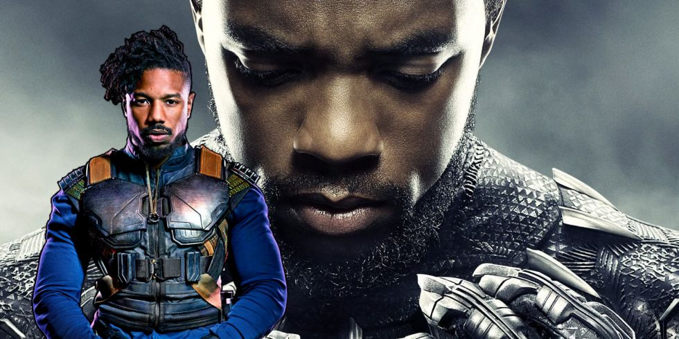 Photo of Black Panther: One Deleted Killmonger Line Actually Changed The Entire Ending
