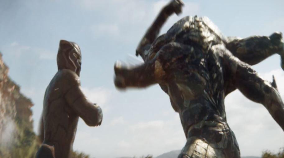 Infinity War Thanos Outrider Army Venom