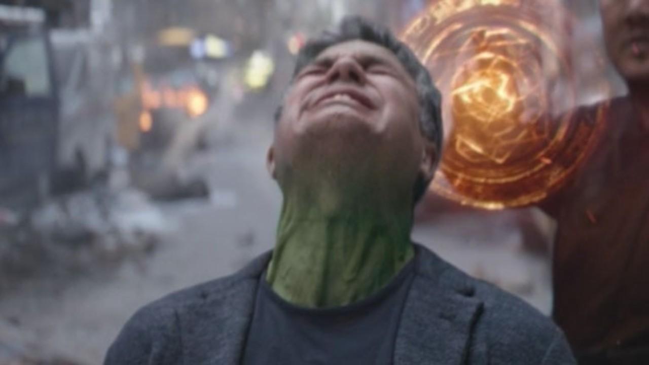 Avengers: Endgame Hulk Bruce Banner