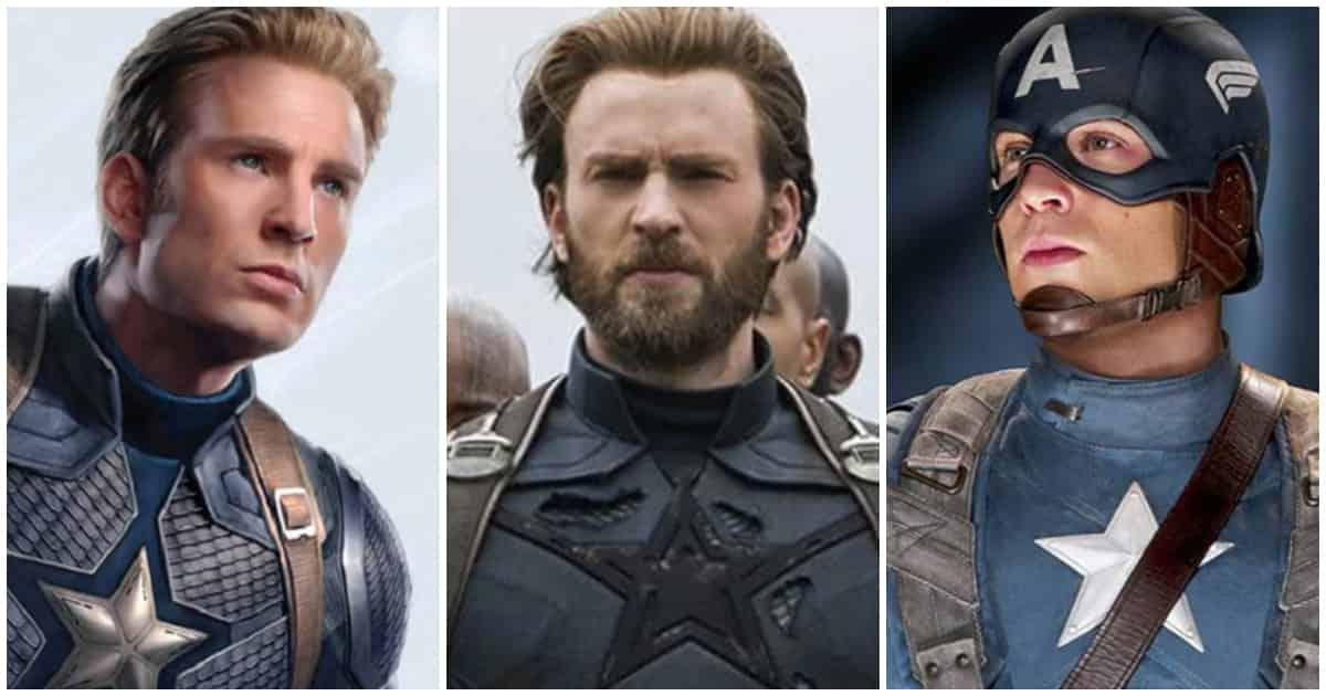 Avengers: Endgame Captain America Suit The First Avenger