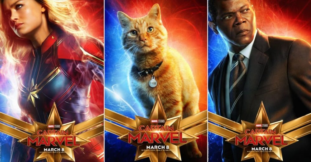 Avengers: Endgame Captain Marvel Goose