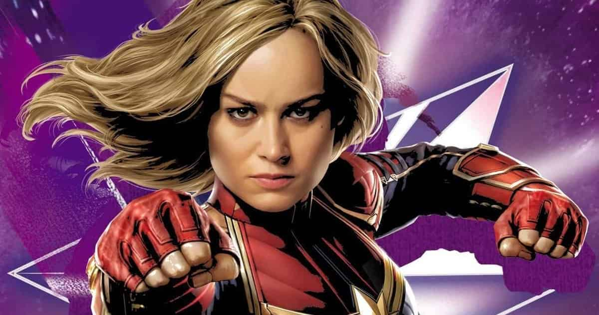 Photo of Captain Marvel Runtime Revealed and it Seems Satisfying