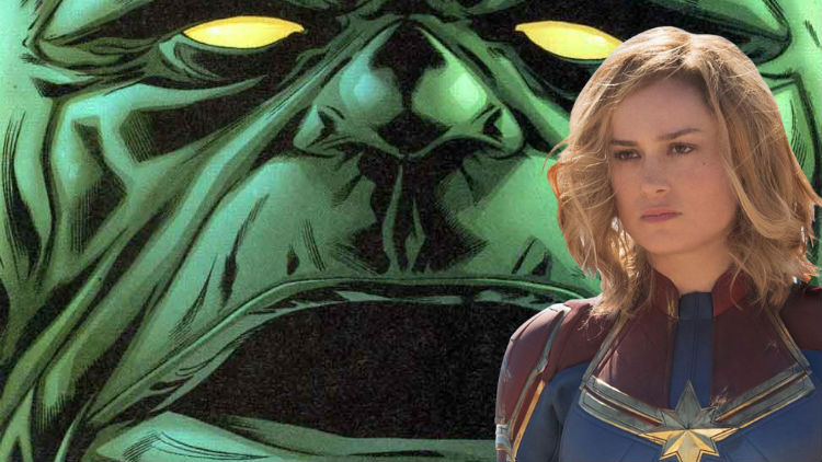 Photo of Captain Marvel Was Initially Supposed to Feature Comic Accurate Supreme Intelligence