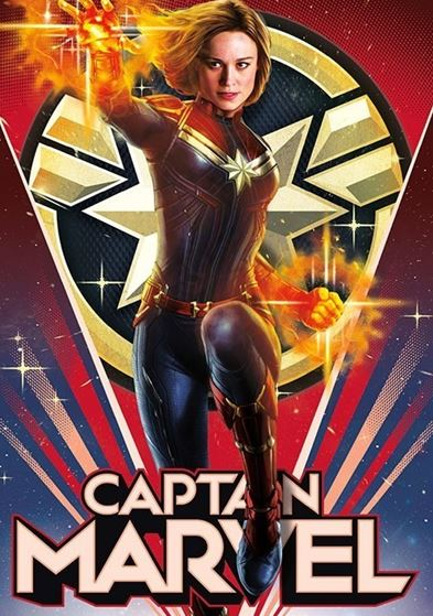Previous Captain Marvel
