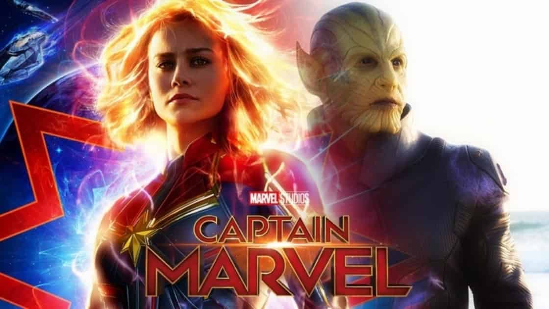 Captain Marvel Posters Talos Goose