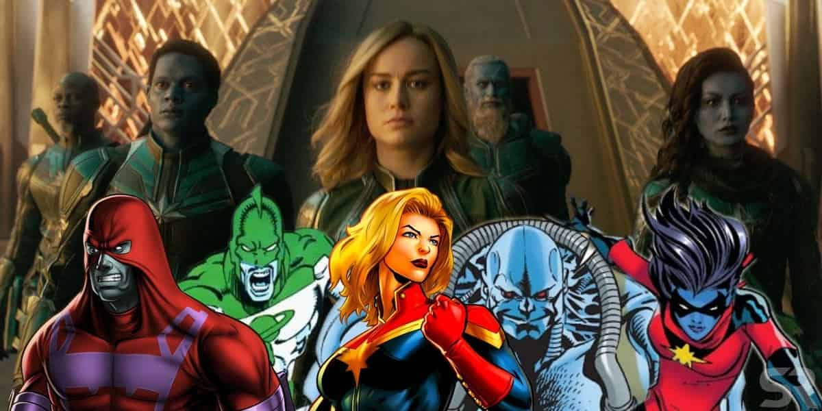Photo of Captain Marvel – New Close Up Images of The Starforce Have Been Revealed
