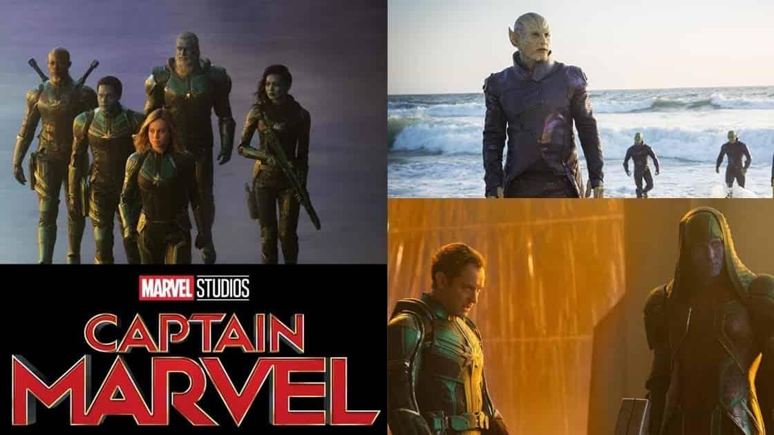 Captain Marvel Starforce