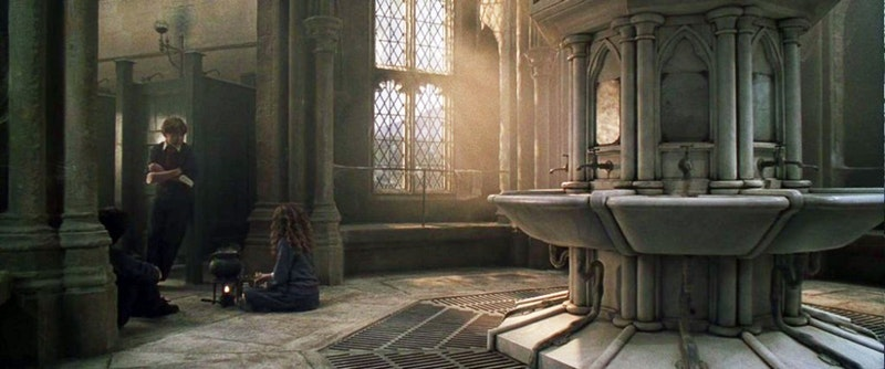 Harry Potter Universe Hogwarts