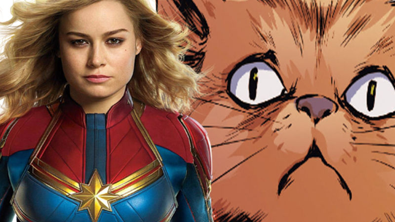 Captain Marvel Goose