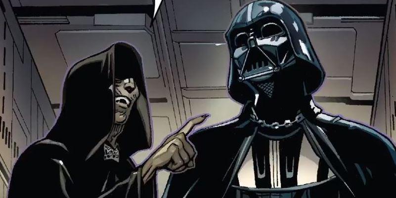 Star Wars Twists Marvel Comics