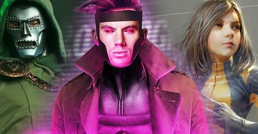 Gambit X-Force Doctor Doom Fox Movies