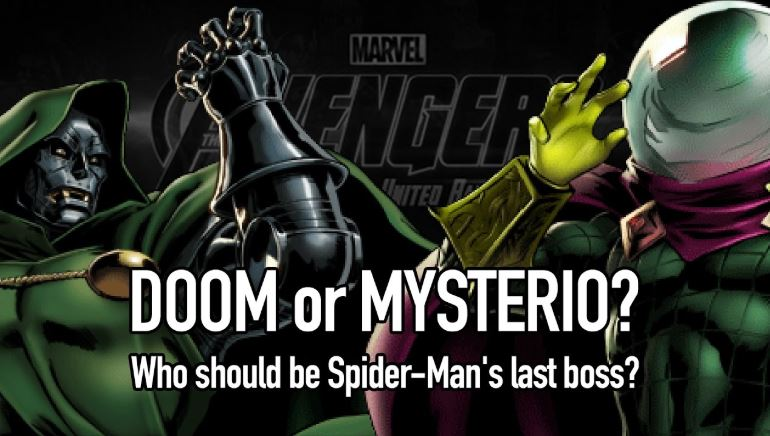 Spider-Man: Far From Home Doctor Doom