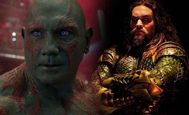 Guardians of the Galaxy Drax Jason Momoa Marvel