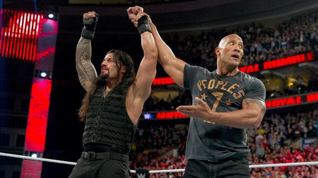 Hobbs & Shaw Roman Reigns