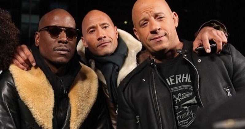 Fast & Furious 9 The Rock