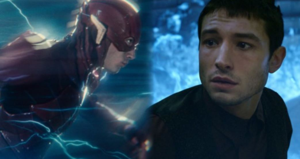 Fantastic Beasts 3 The Flash