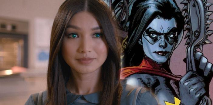 Captain Marvel Cast Gemma Chan