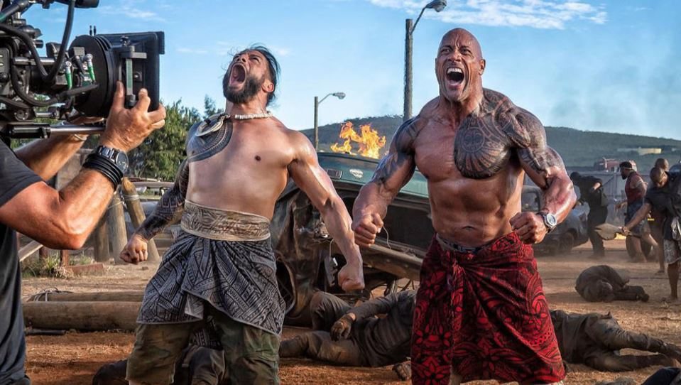 Photo of Hobbs & Shaw Brings The Debut of The Big Dog Roman Reigns