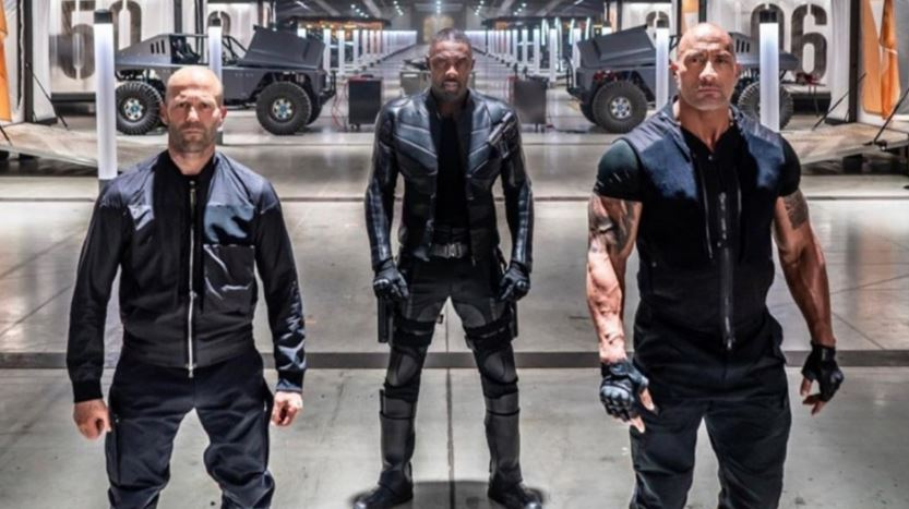 Fast and Furious Spin-Off Hobbs & Shaw Keanu Reeves
