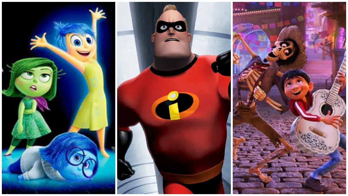 Photo of 10 Best Disney Pixar Movies of All Time