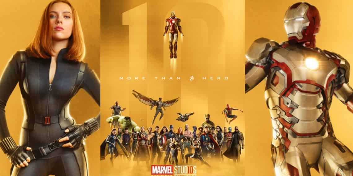 MCU Heroes & Villains Marvel