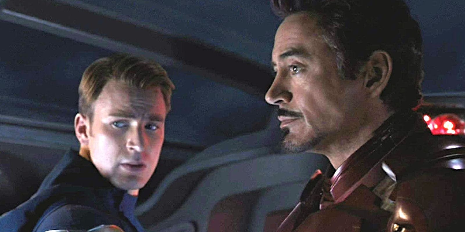 Avengers: Endgame Title Robert Downey Jr. Marvel