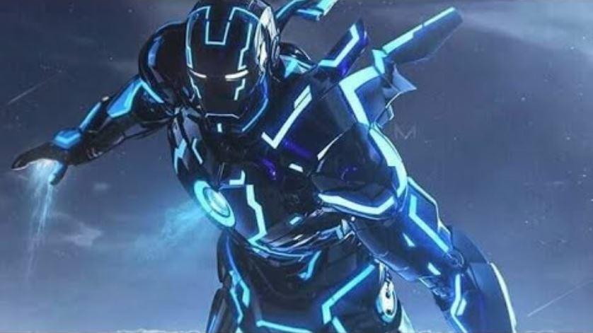 Iron Man Armour Avengers: Endgame Mark 85 Suit