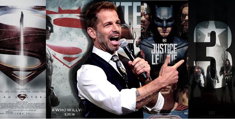 Photo of Zack Snyder Announces Screening His Director's Cuts This Month