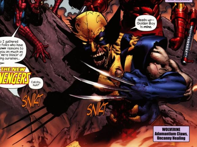 Alternate Versions of Wolverine