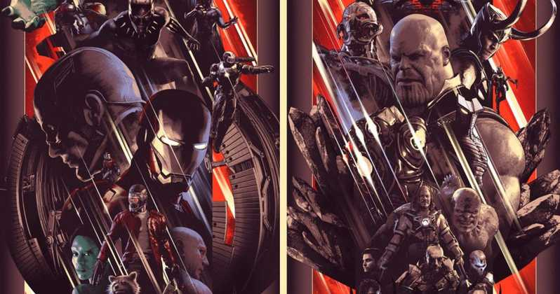 Photo of Marvel Releases 2 New Posters Celebrating 10 Years of MCU Heroes & Villains