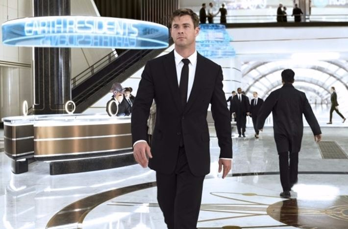 Men in Black: International Chris Hemsworth