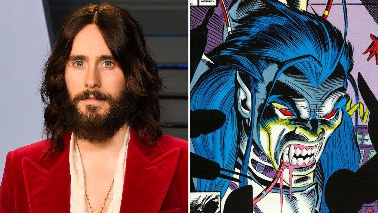 Spider-Man Spinoff Movie Morbius