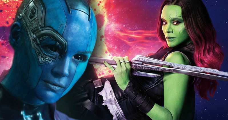 Avengers: Endgame Reshoots Guardians of the Galaxy