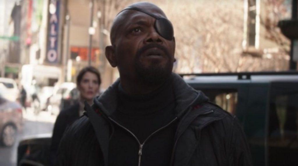 Infinity War Post Credits Scene Avengers: Endgame