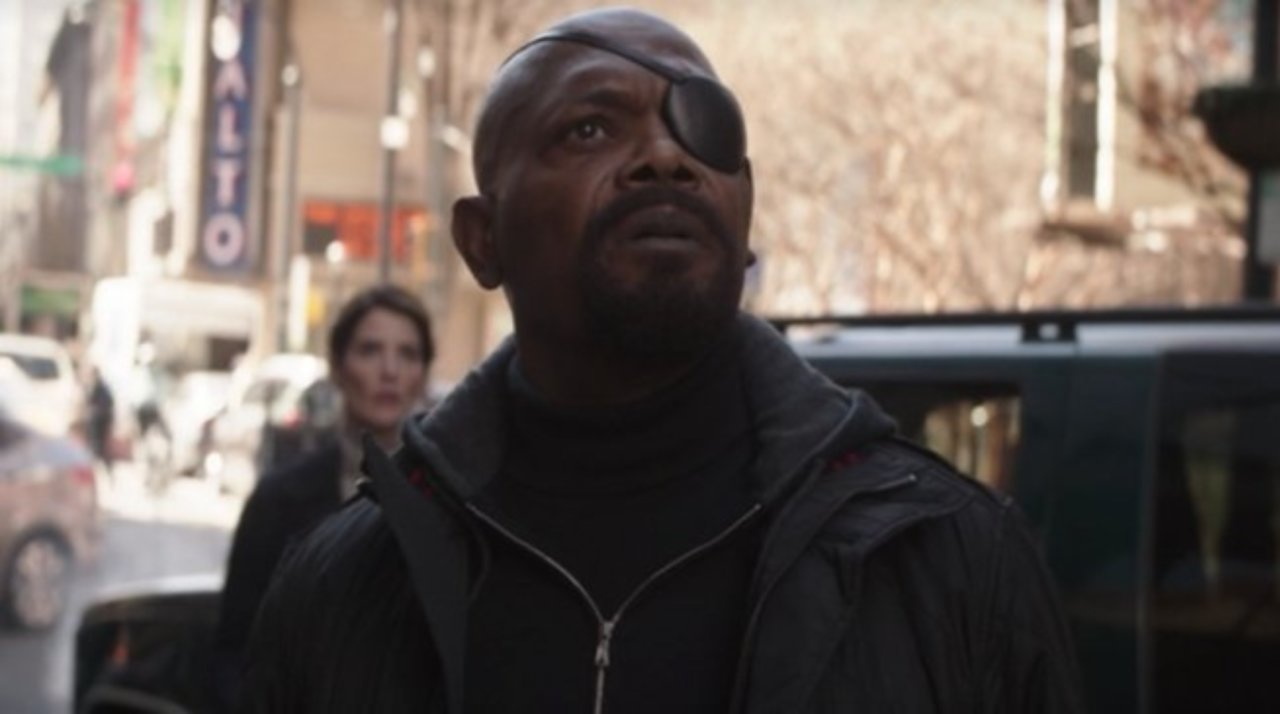 Photo of Avengers: Infinity War – Here's Who Nick Fury Was Gonna Meet in The Post-Credits Scene