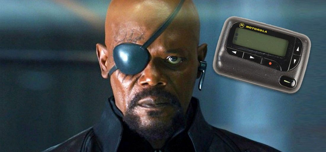 Photo of Kevin Feige Reveals The Reason Why Nick Fury Didn't Use The Pager Until 'Infinity War'