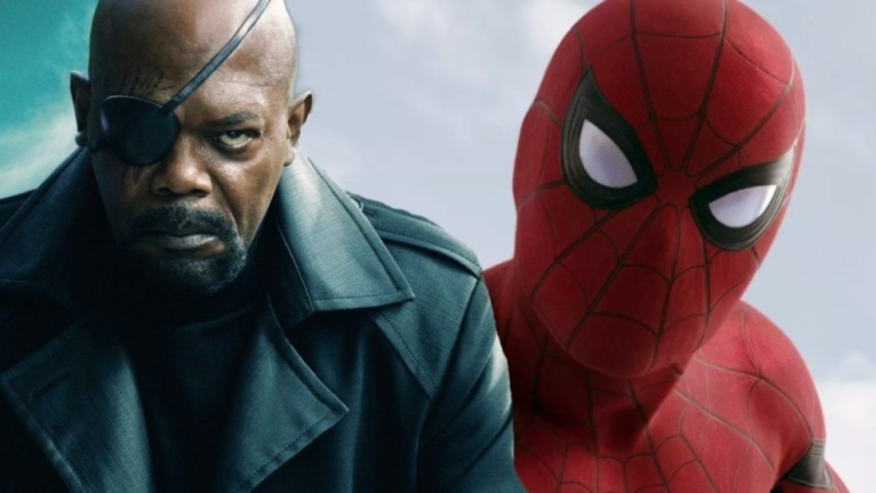 "Photo of Spider-Man: Far From Home Director Wanted to Cast Nick Fury Since He's a ""Bad Mf'er"""