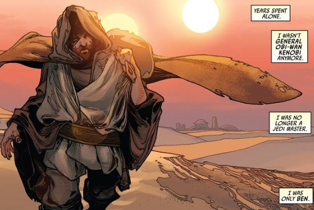 Star Wars Twists Marvel Comics